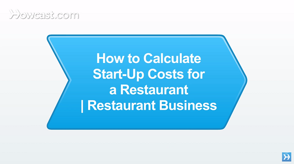 How much does it cost to open/start-up a bar/restaurant