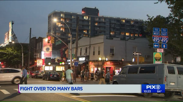 Are there too many bars in New York?