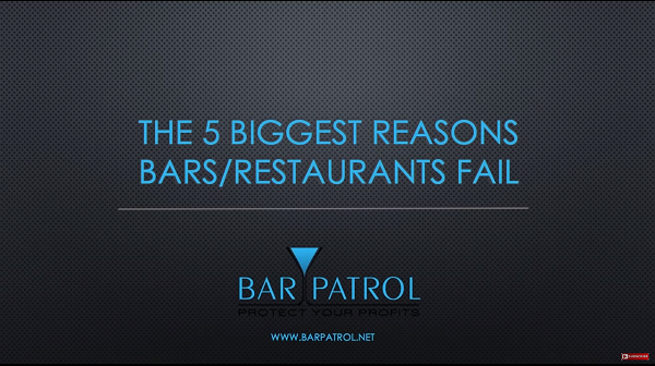 Why Do Bars Fail?